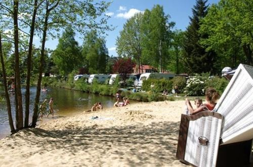 Camping-Park Lüneburger Heide - Heber