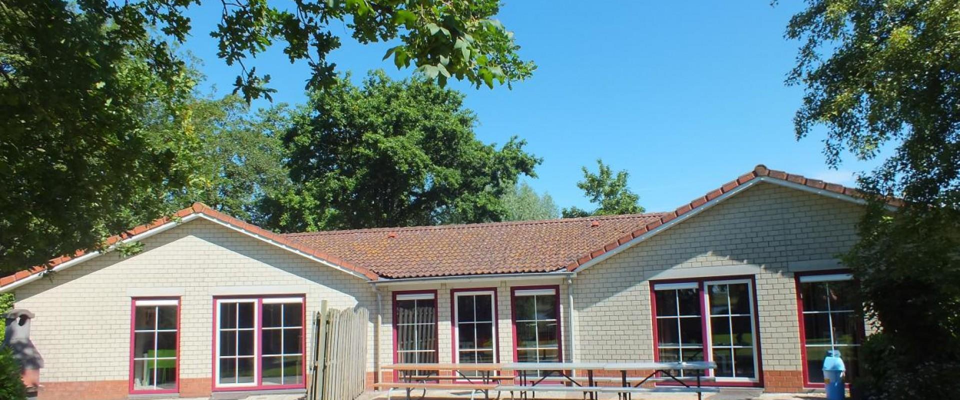 Location - Familiehuis - Recreatiecentrum De Vogel