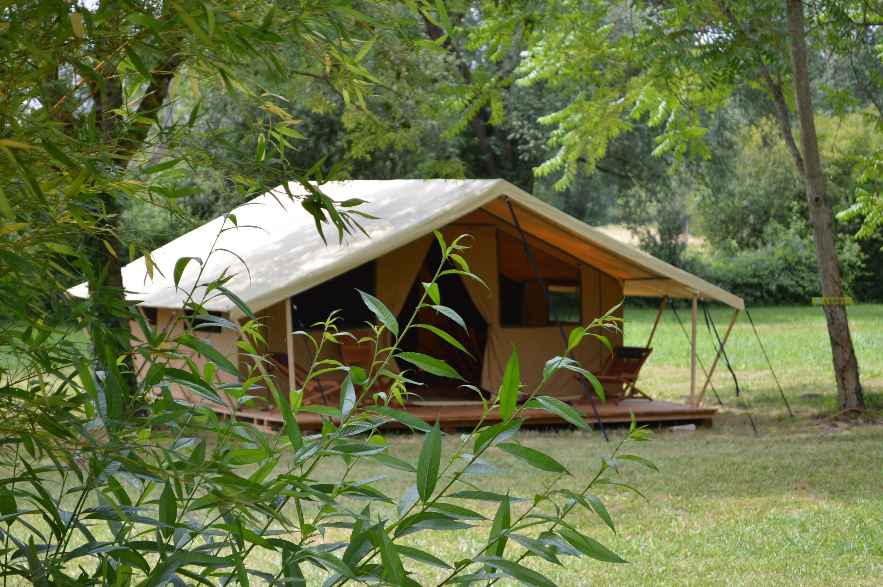 Camping le Petit Lion, Vendoire, Dordogne
