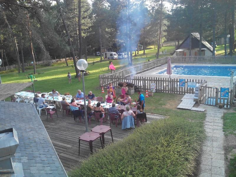 Camping le Vianon, Palisse, Corrèze