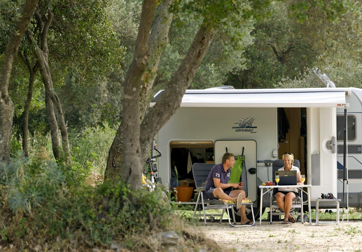 Emplacement - Emplacement Comfort - Solitudo Sunny Camping