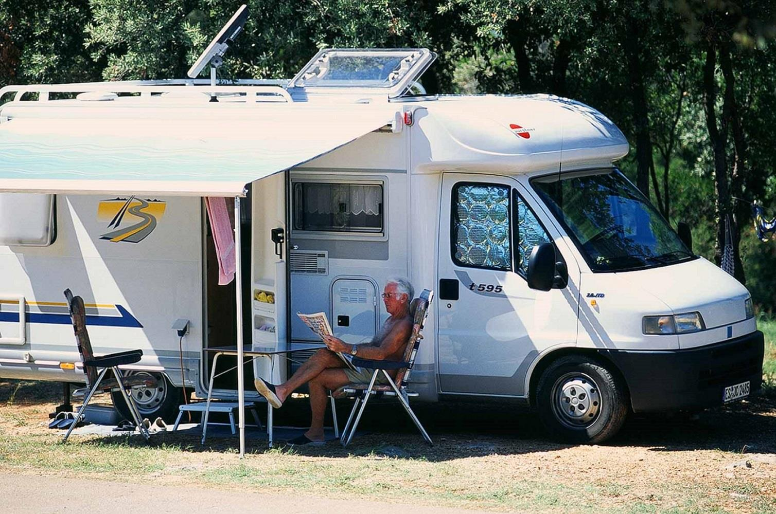 Emplacement - Pitch Standard - Solitudo Sunny Camping