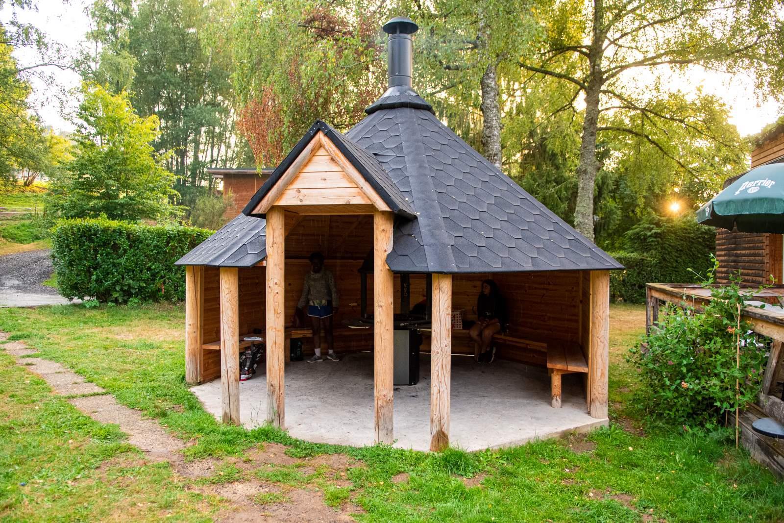 Camping Municipal des Vernieres, La Bourboule, Puy-de-Dôme