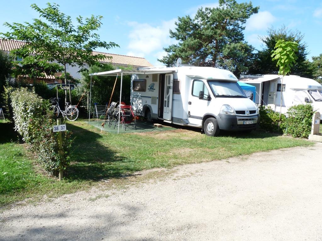 Camping Bernier, La Plaine-sur-Mer, Loire-Atlantique