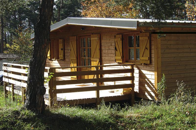 Location - Chalet 40M² - Camping Le Reclus