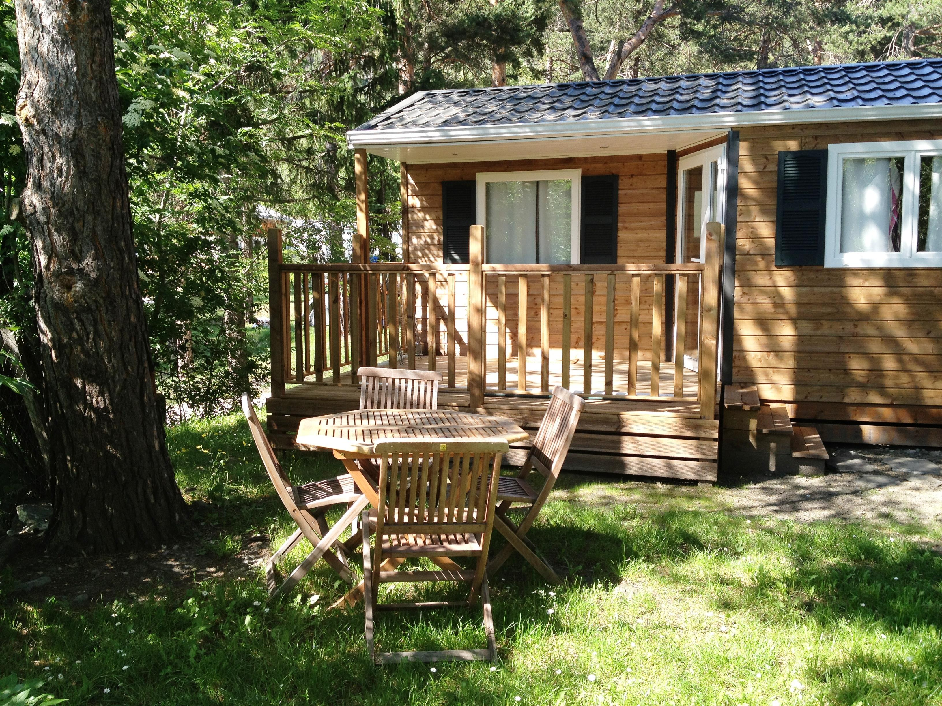 Location - Mobilhome *** 35M² - Camping Le Reclus