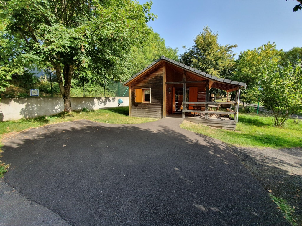 Chalet Pariou (Adapted To The People With Reduced Mobility)