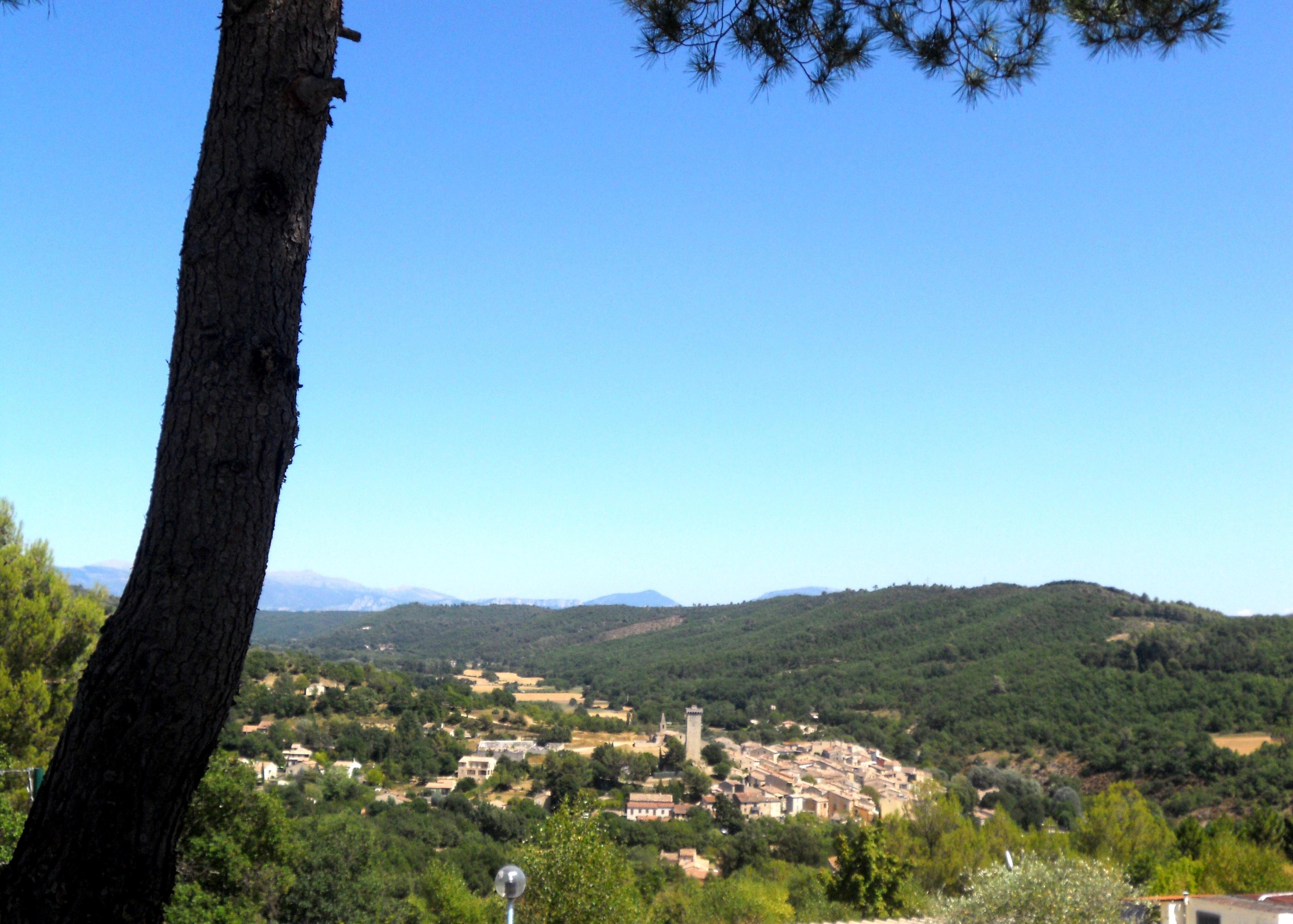 Camping le Bleu Lavande, Saint-Martin-de-Brômes, Alpes-de-Haute-Provence