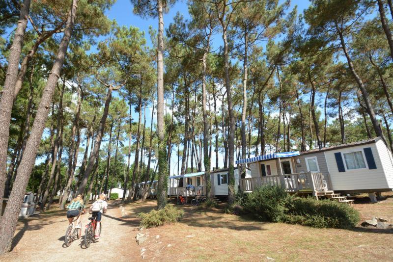 Camping le Fort Espagnol, Crach, Morbihan