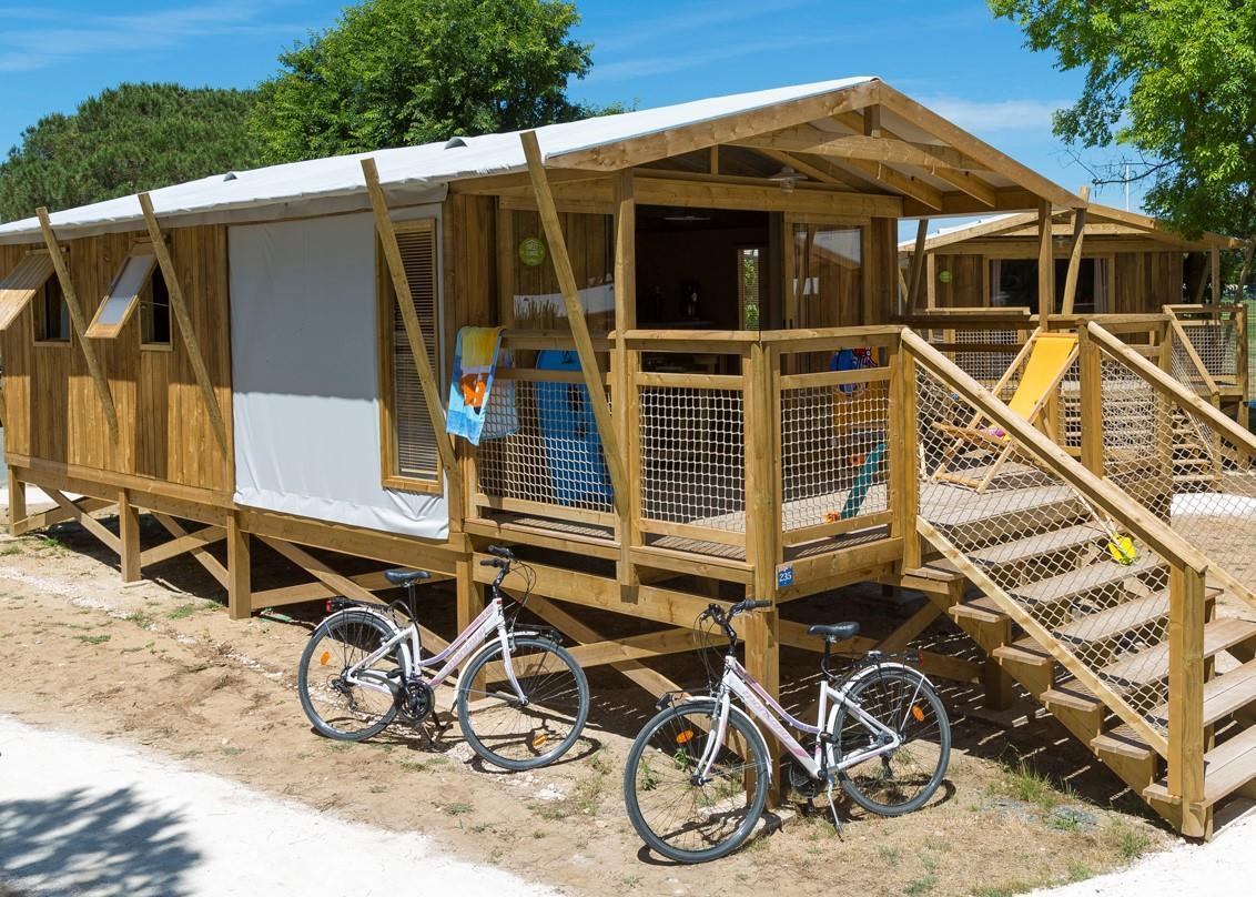 Camping Domaine de Kervallon, Caro, Morbihan