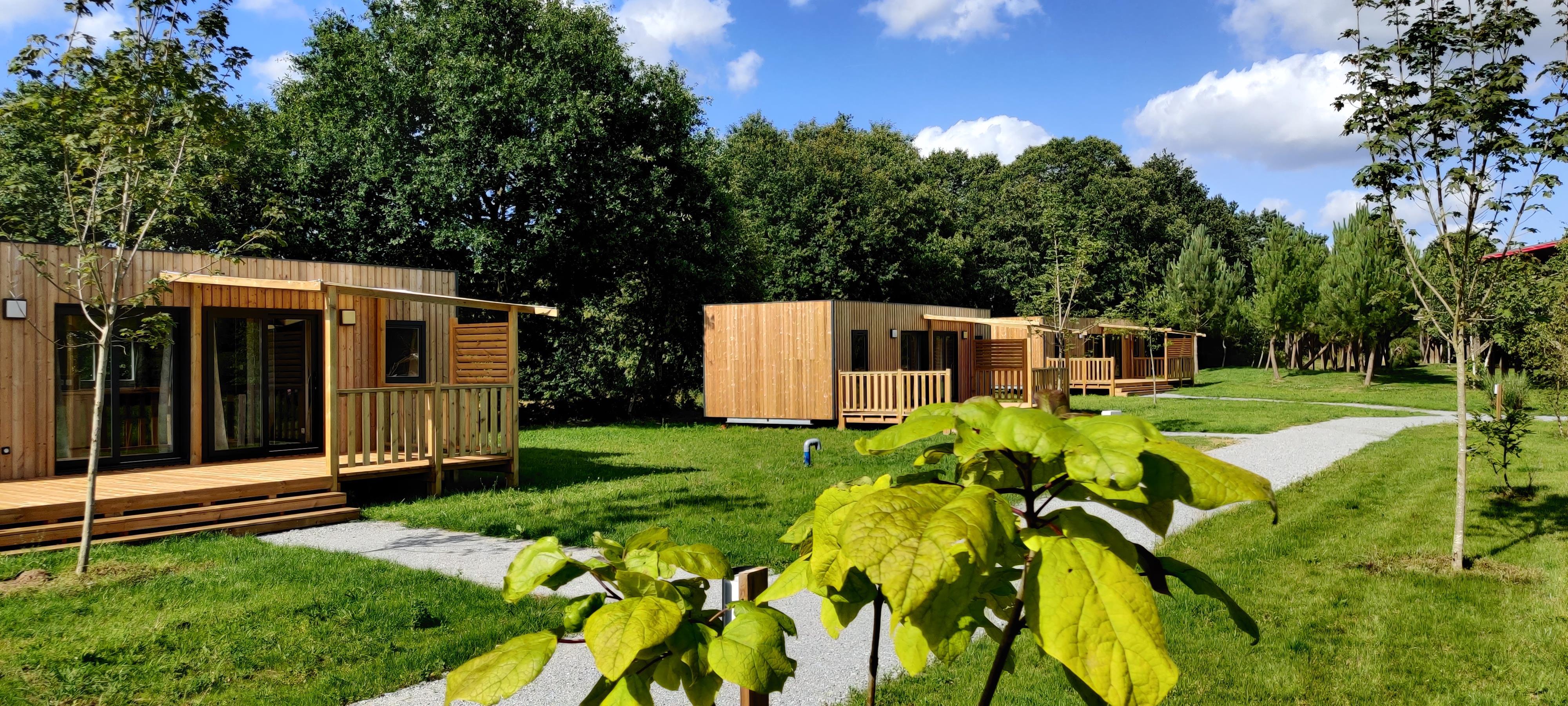 Breizh Home nouveauté 2021 (3 chambres) 35 m² + terrasse 24m².