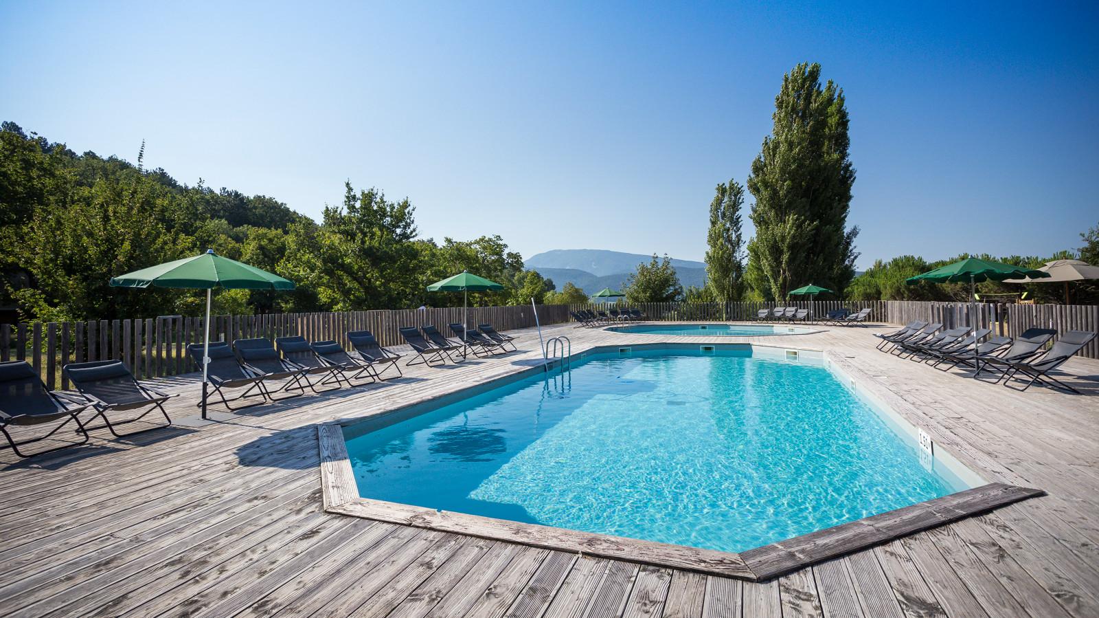 Camping Huttopia Dieulefit, Dieulefit, Drôme