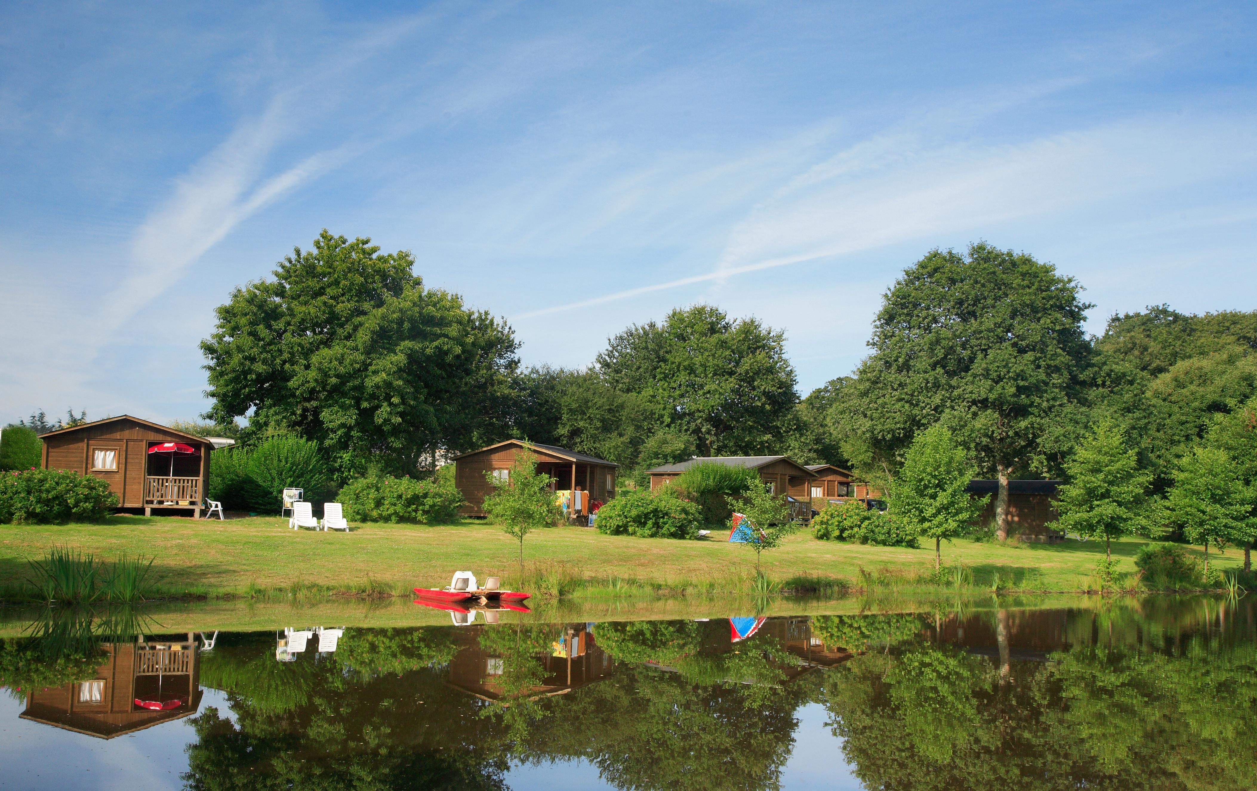Camping le Deffay, Sainte-Reine-de-Bretagne, Loire-Atlantique