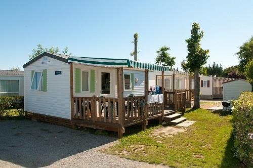 Mobil-home ECO  2 chambres 24m²