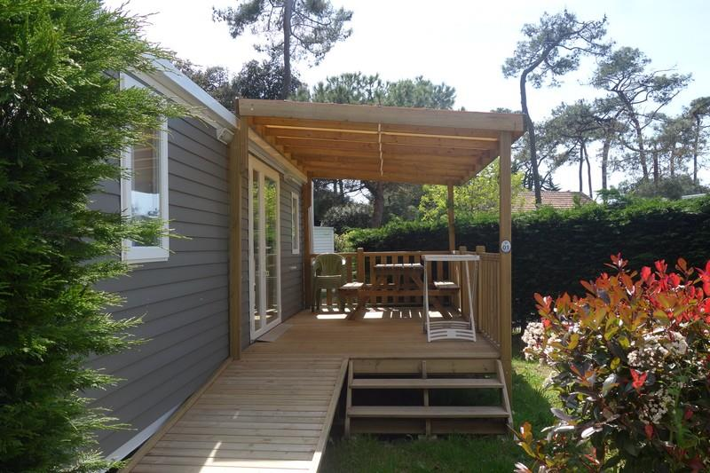 Wheelchair friendly Camping De Mindin - Camping Qualité - Saint Brévin Les Pins
