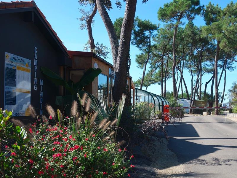 Camping le Mindin, Saint-Brevin-les-Pins, Loire-Atlantique