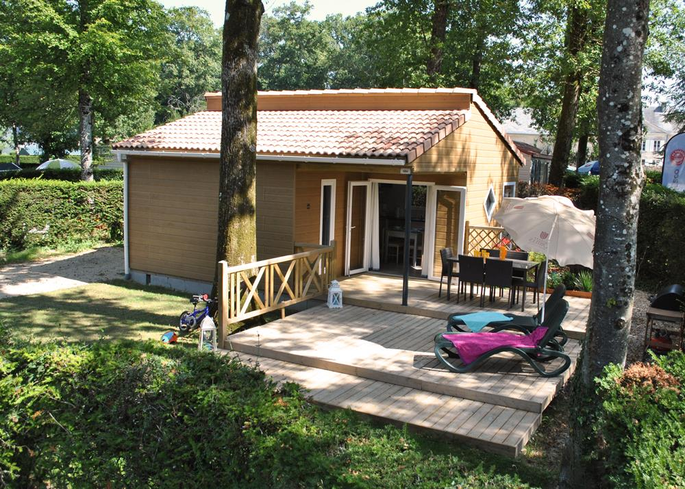 Chalet - 3 Bedrooms - 1 Bathroom - Tempo Family - 34 M2 -
