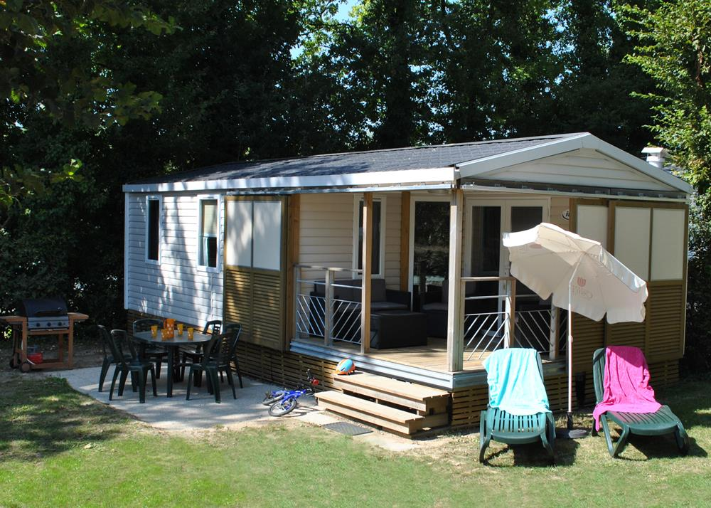 Mobile-Home - 3 Bedrooms - 1 Bathroom - Soleo - 28.7M2 -