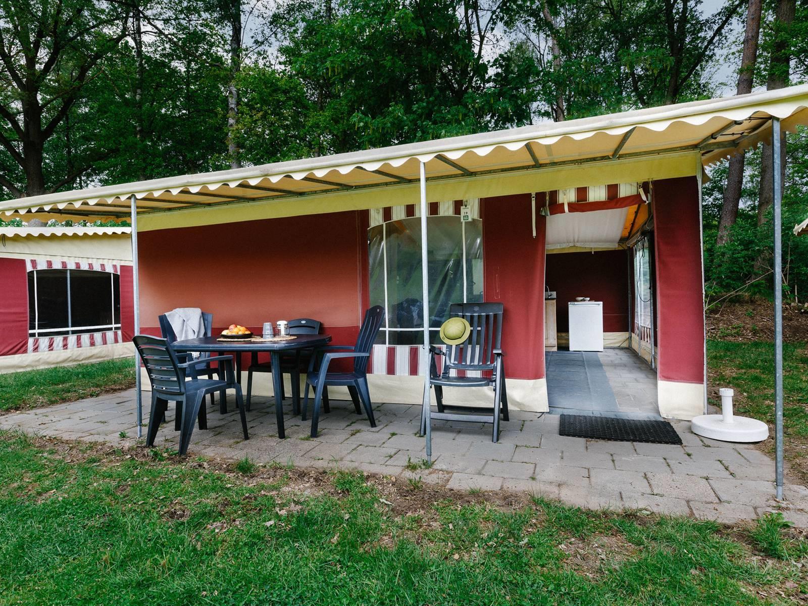 Location - Tente Bungalow - Vakantiepark Beekse Bergen