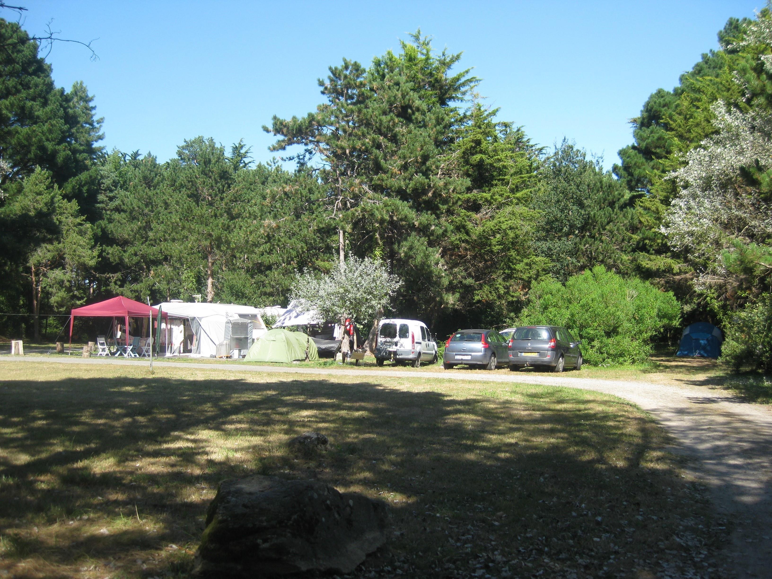 Camping Parc du Guibel, Piriac-sur-Mer, Loire-Atlantique
