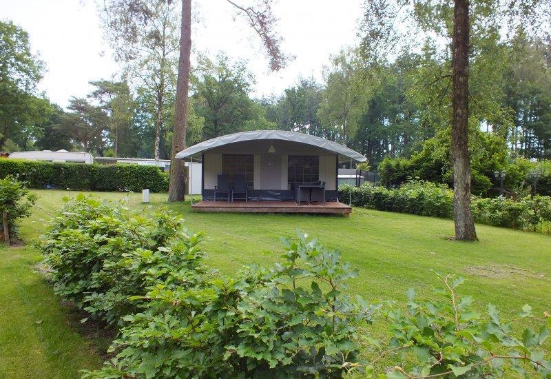 Location - Tentvilla - Ardoer Comfortcamping De Bosgraaf