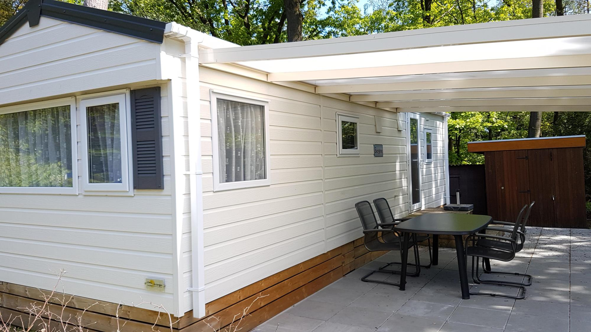 Location - Mobil Home - 2 Chambres - Ardoer Comfortcamping De Bosgraaf