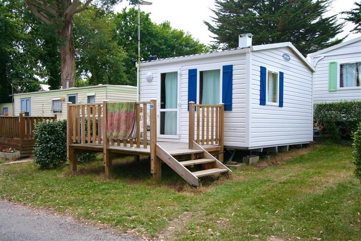 Camping le Welcome, Mesquer, Loire-Atlantique