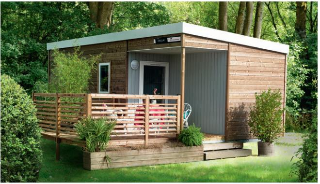 Mobil home Confort Déclik 2 chambres
