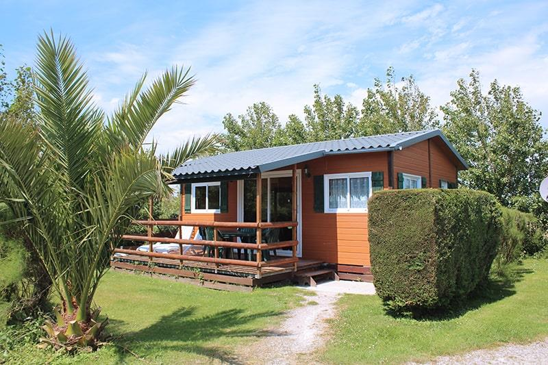 Chalet (2 chambres - 35m2)
