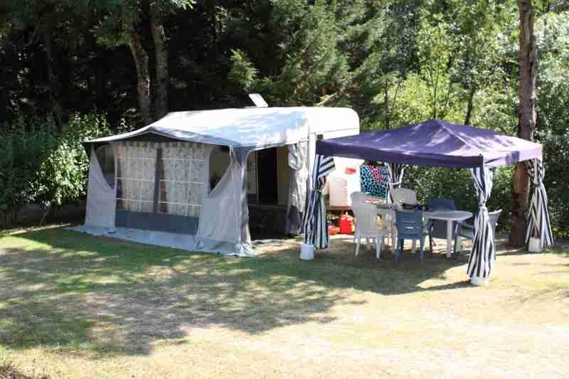 Camping les Vallons de l'Océan, La Plaine-sur-Mer, Loire-Atlantique