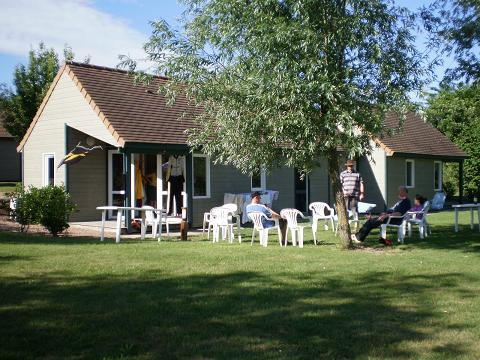 Accommodation - Chalet 28M² - 2 Bedrooms - Camping la Chabotière