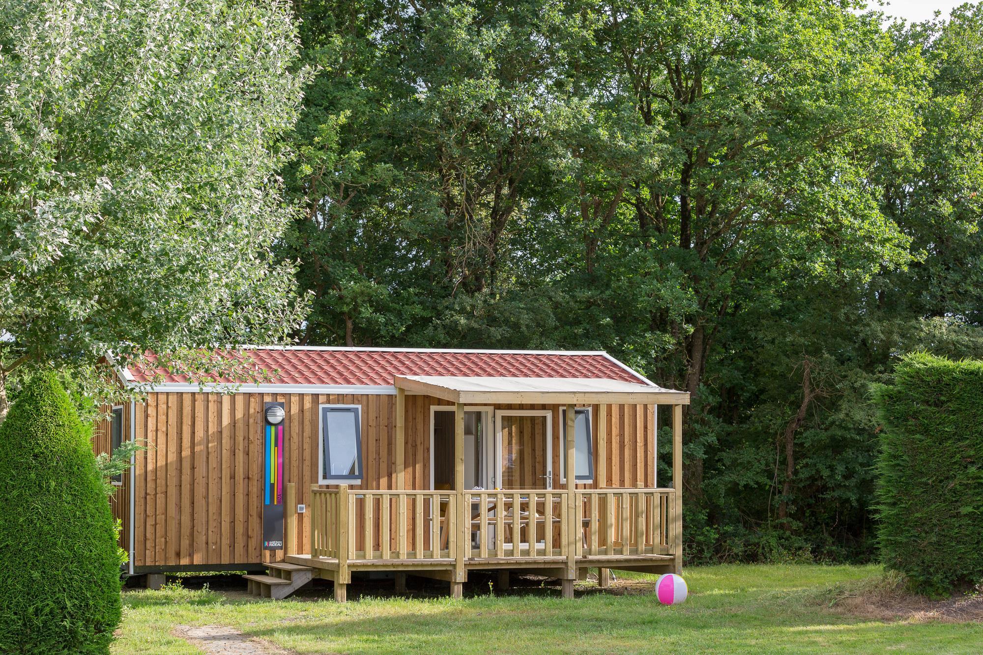 Location - Cottage Confort - 4 Pers - Village de la Guyonnière