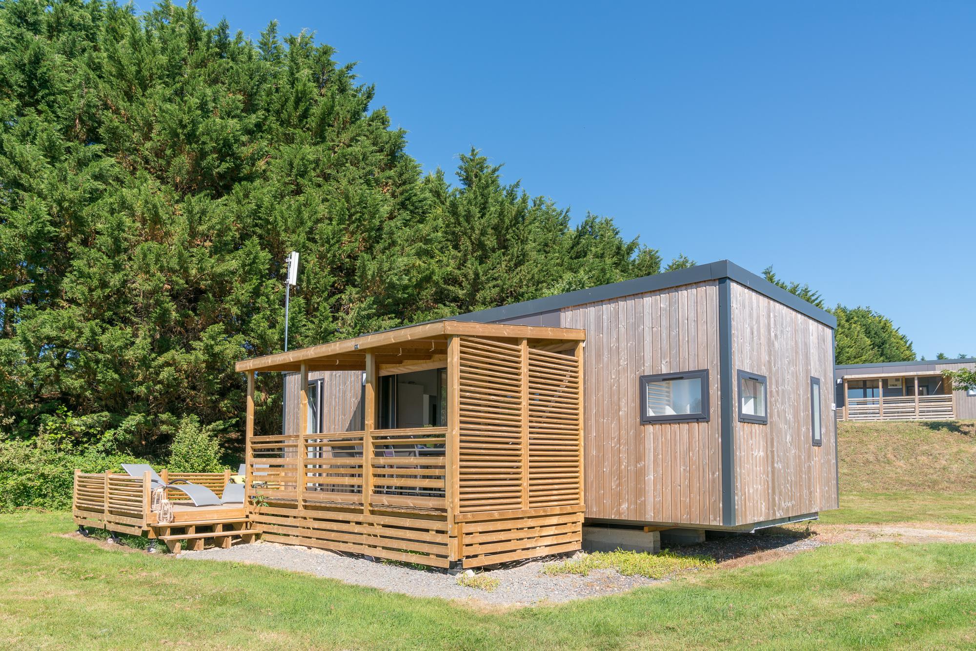 Location - Cottage Premium - 6 Pers - Village de la Guyonnière