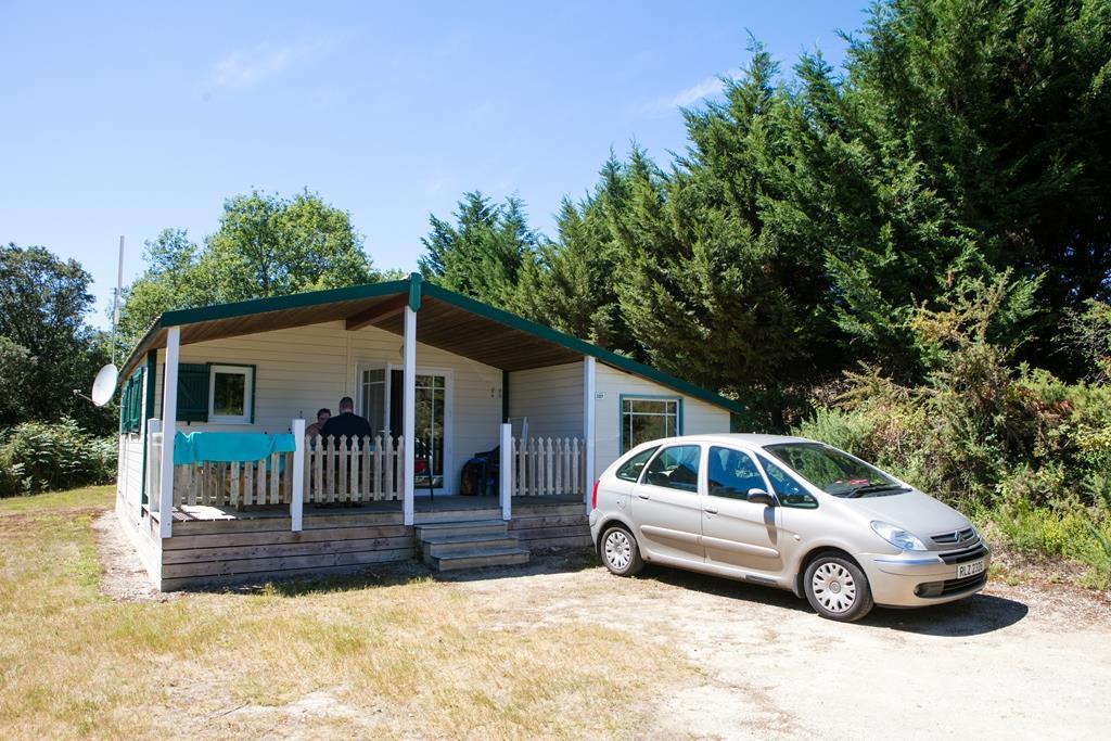 Location - Chalet 60M² - 6 Pers - Village de la Guyonnière