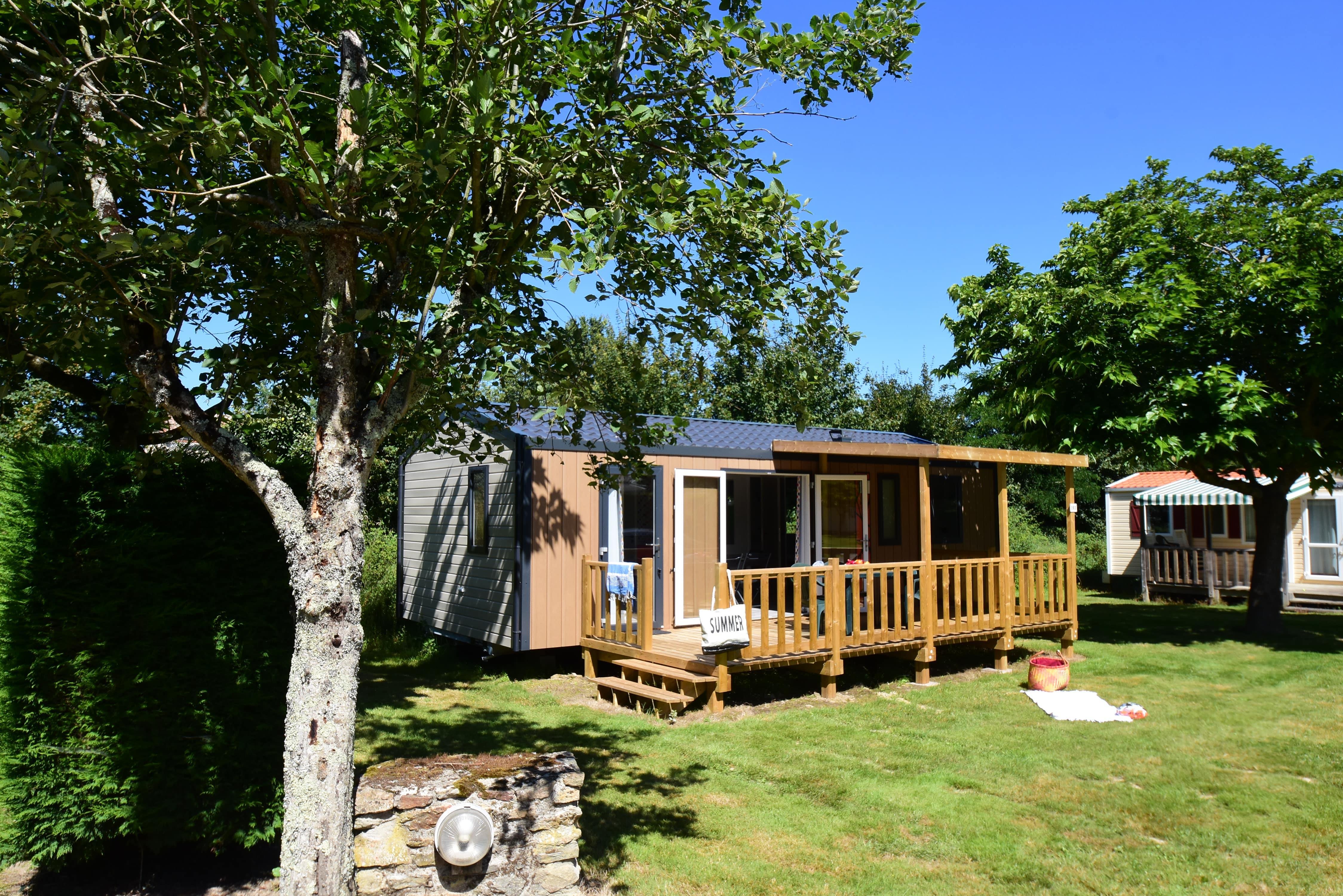 Location - Cottage Confort - 6 Pers - Village de la Guyonnière