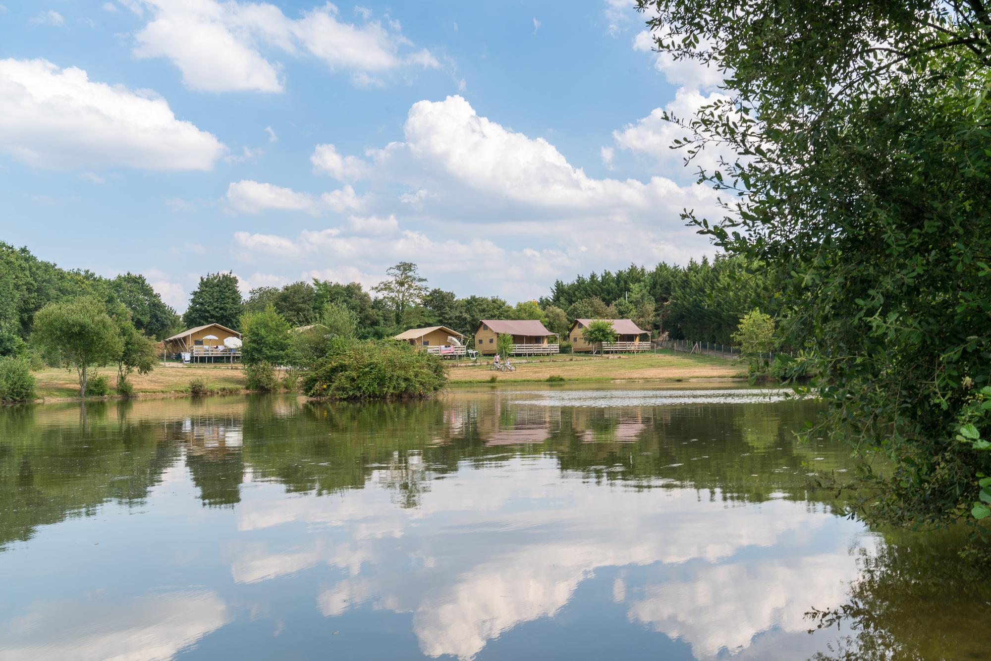 Camping Village de la Guyonnière, Saint-Julien-des-Landes, Vendée