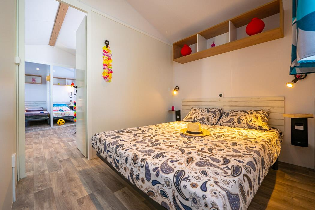 Cottage Confort 3 habitaciones + Terraza semi-cubierta