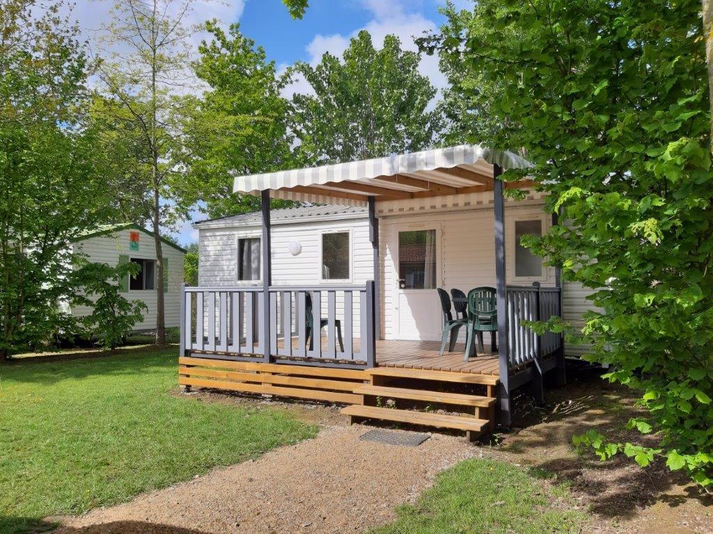 Mobile Home 3 chambres CONFORT rénové en 2018 TV incluse