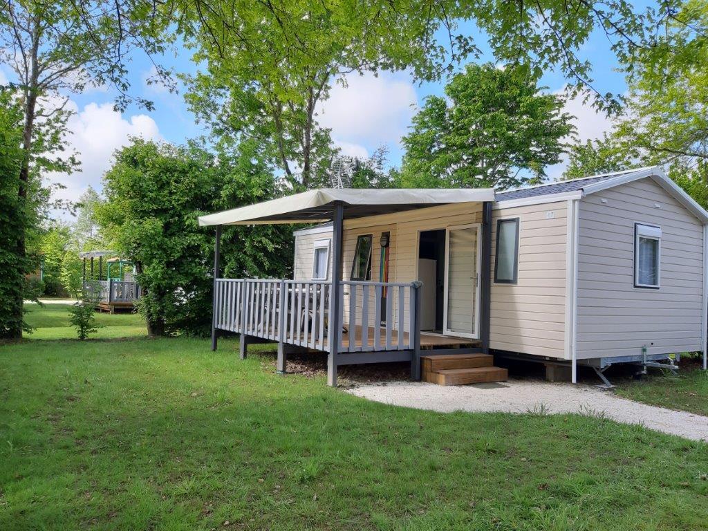 Mobile home 3 chambres PREMIUM 2016/2018 TV incluse