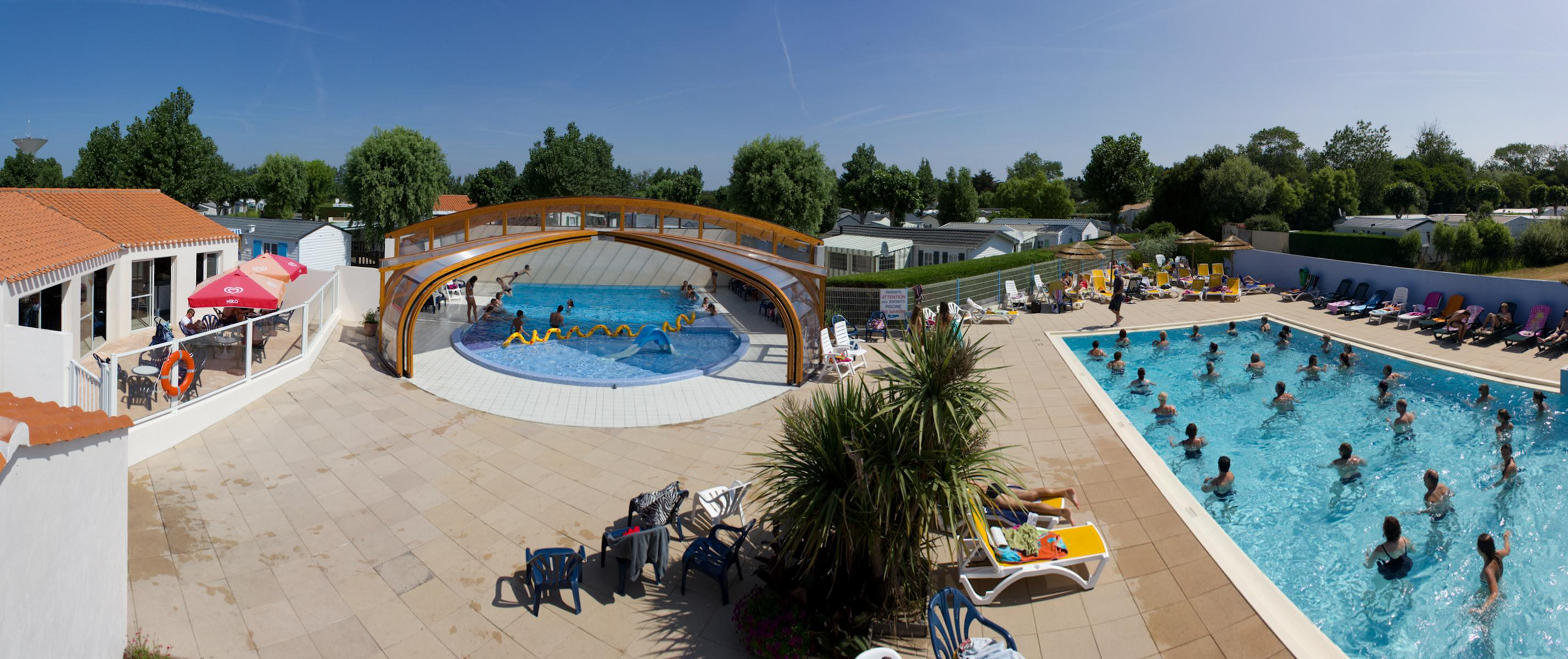 Betrieb Camping La Ningle - Saint Hilaire De Riez