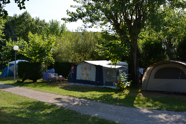 Camping d'Ibarron, Saint-Pee-sur-Nivelle, Pyrénées-Atlantiques