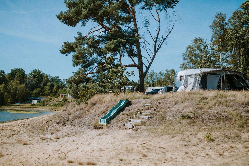 Emplacement - Emplacement De Camping Standard - Wilsumer Berge