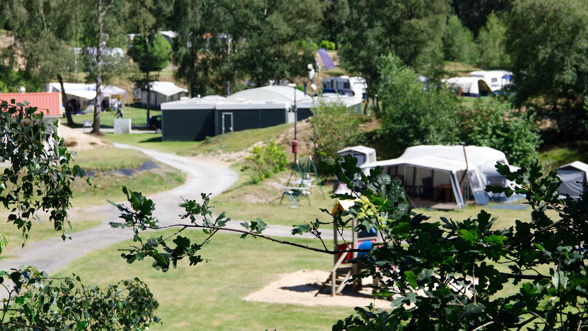 Emplacement - Emplacement Camping Standard - Sans Animaux De Compagnie - Wilsumer Berge