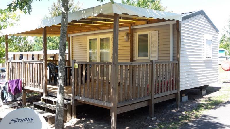 Location - Mobil Home 2 Chambres Confort- 26M² * - Camping L'Arbre d'Or