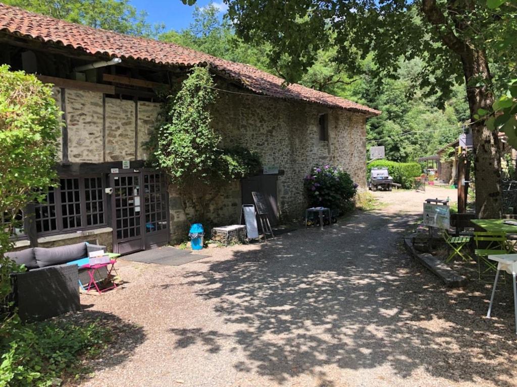 Sites Et Paysages Moulin De Chaules