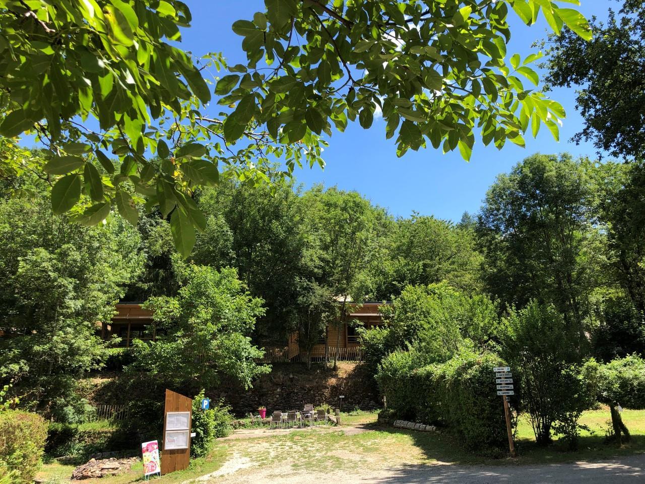 Camping Moulin de Chaules, Saint-Constant, Cantal