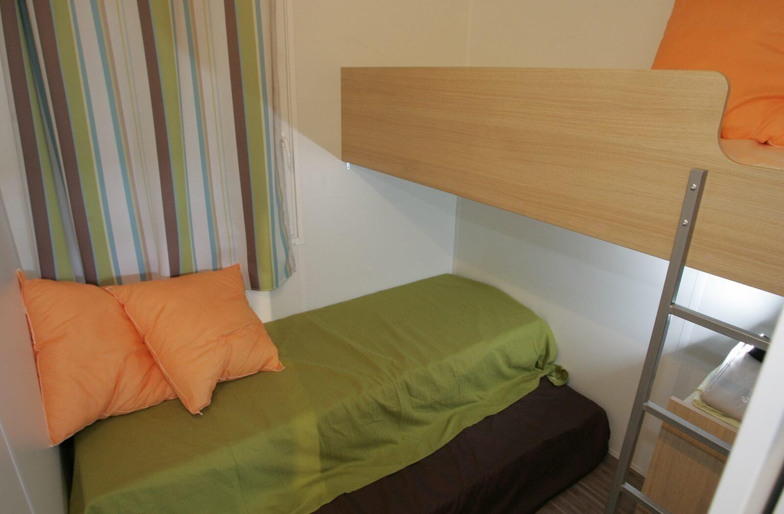 Location - Tit'home 2 Chambres 20,8 M² - Camping Les Mizottes