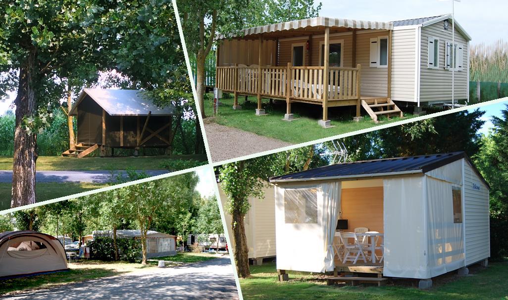 Camping les Mizottes, Saint-Michel-en-l'Herm, Vendée