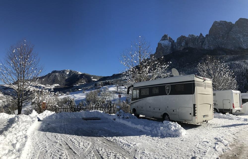 Stellplatz Comfort C Panoramic (85-110 m²) Caravan oder Wohnmobil / nicht für ZELT!