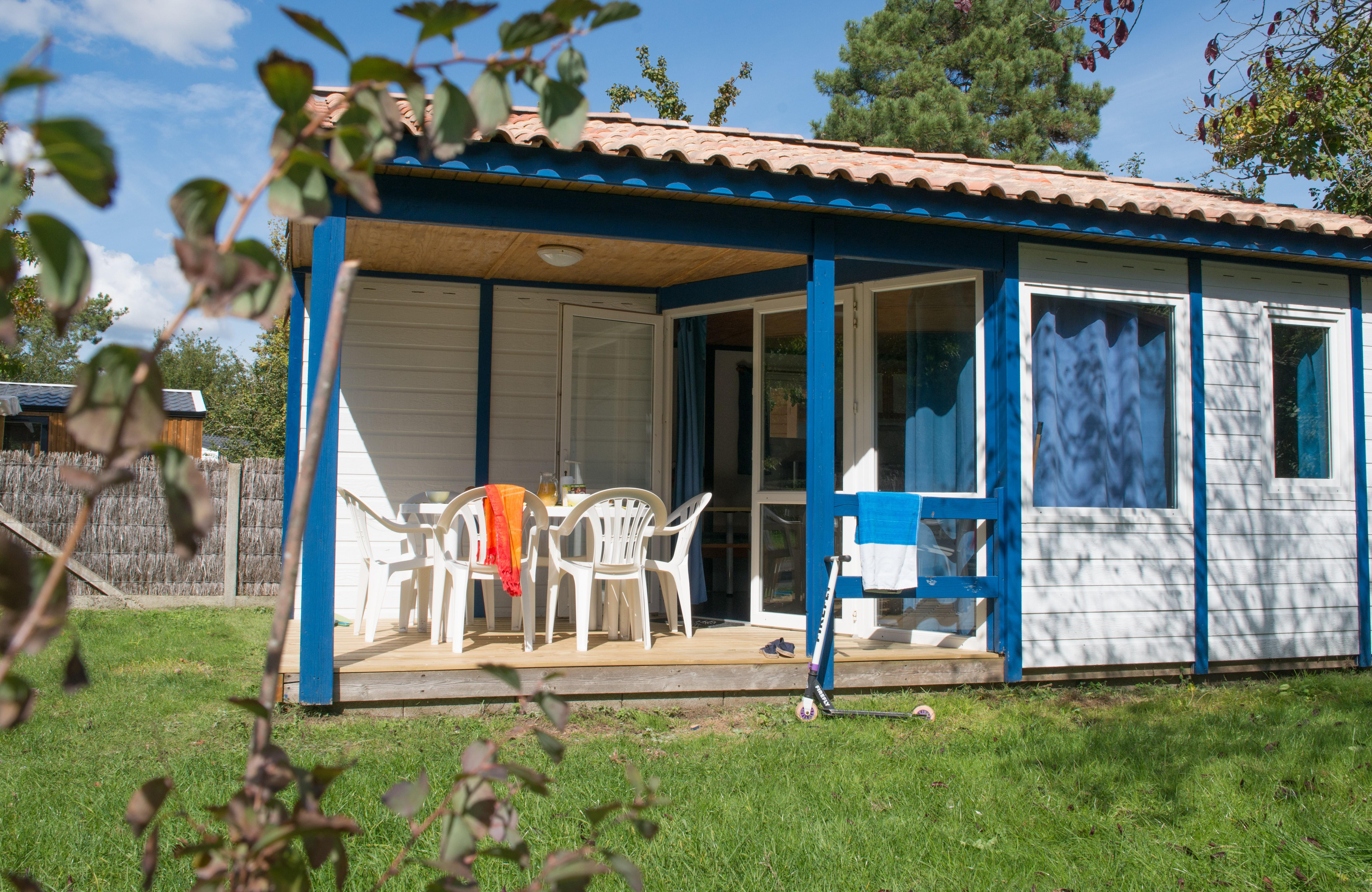 Chalet Rêve 2 Bedrooms + Sheltered Terrace